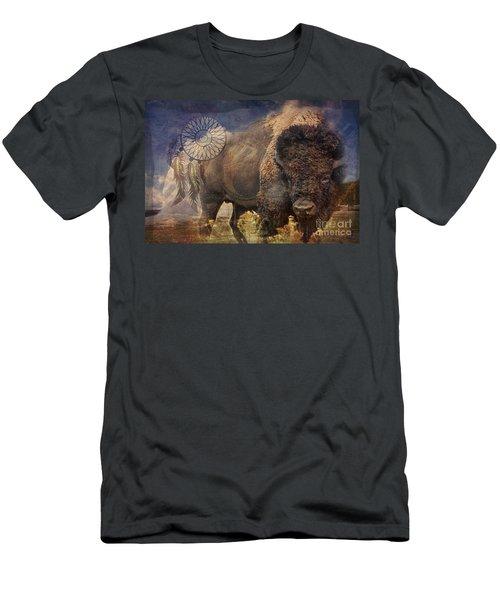 Buffalo Medicine 2015 Men's T-Shirt (Athletic Fit)