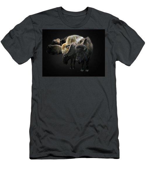 Buffalo Men's T-Shirt (Athletic Fit)