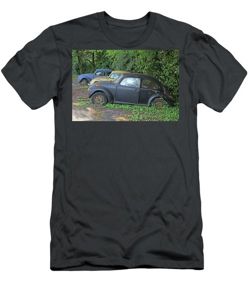 Bug Graveyard 2 Men's T-Shirt (Athletic Fit)