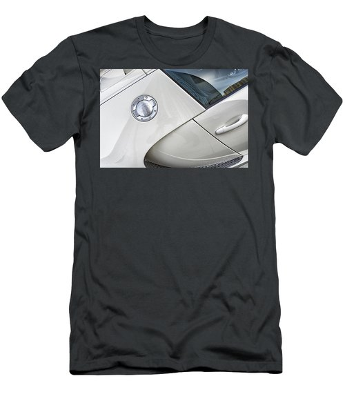Men's T-Shirt (Athletic Fit) featuring the photograph Bugatti-veyron, 258 Mph,super Sport 300 by Michael Hope