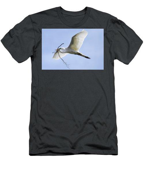 Building A Home Men's T-Shirt (Athletic Fit)