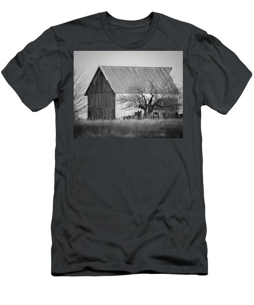 Men's T-Shirt (Athletic Fit) featuring the photograph Built To Last by Jeff Phillippi
