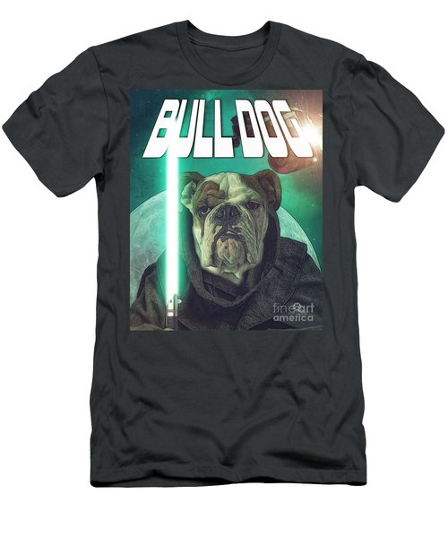 Bull Dog Wars Men's T-Shirt (Athletic Fit)