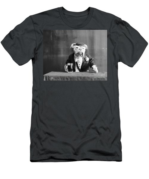 Bulldog, C1905 Men's T-Shirt (Athletic Fit)