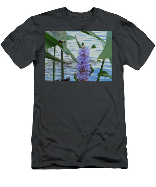 Bumblebee Pickerelweed Moth Men's T-Shirt (Athletic Fit)