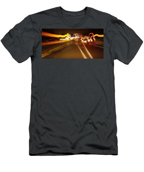 Bump Men's T-Shirt (Athletic Fit)
