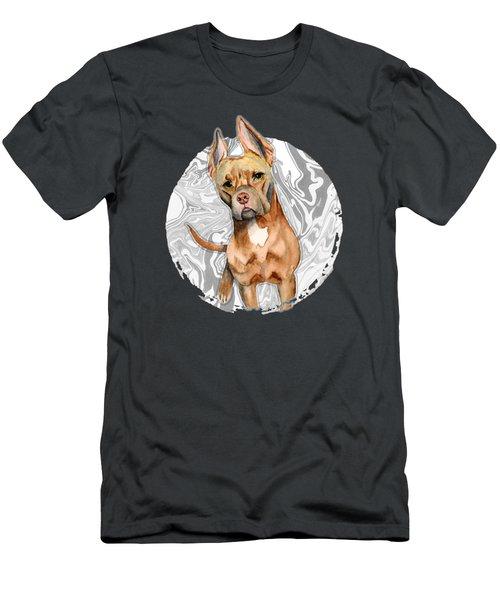 Bunny Ears 4 Men's T-Shirt (Athletic Fit)