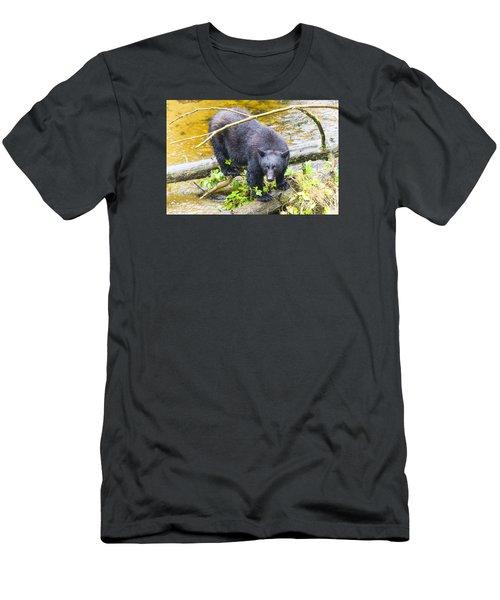 Busted Men's T-Shirt (Slim Fit) by Harold Piskiel