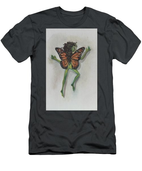 Butterfly Fairy Men's T-Shirt (Athletic Fit)