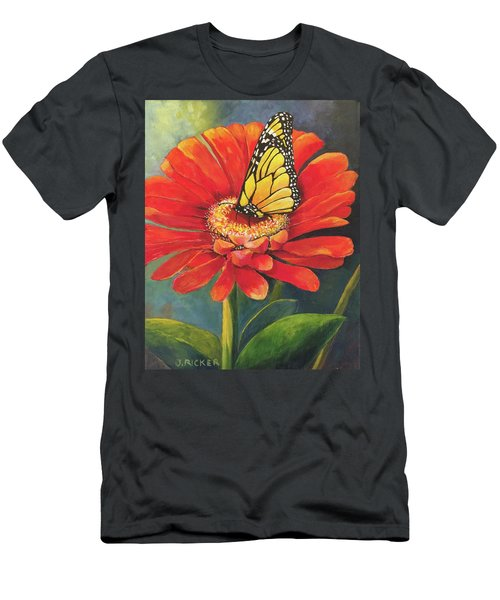 Butterfly Rest Men's T-Shirt (Athletic Fit)
