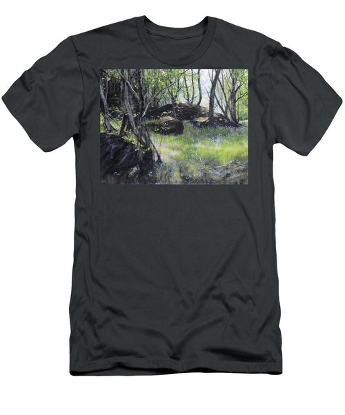 By The Farm Men's T-Shirt (Athletic Fit)