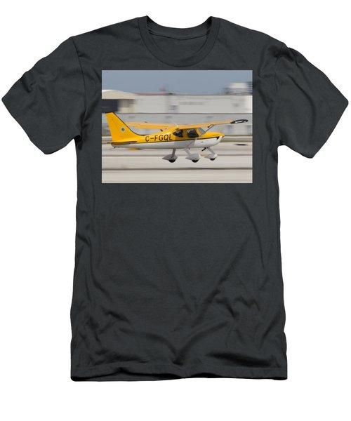 C-fgql Aircraft Men's T-Shirt (Athletic Fit)