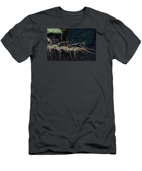 Cactus San Tan 10 Men's T-Shirt (Athletic Fit)