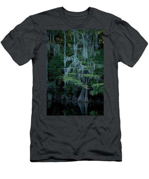 Caddo Lake #4 Men's T-Shirt (Athletic Fit)