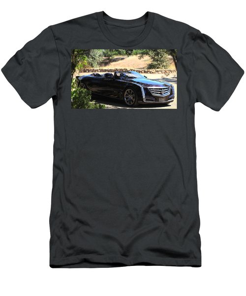 Cadillac Ciel Men's T-Shirt (Athletic Fit)
