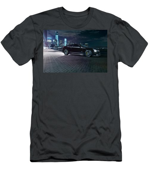 Cadillac Cts-v Men's T-Shirt (Athletic Fit)