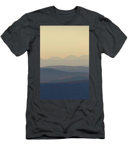 Cairngorms Sunset Men's T-Shirt (Athletic Fit)