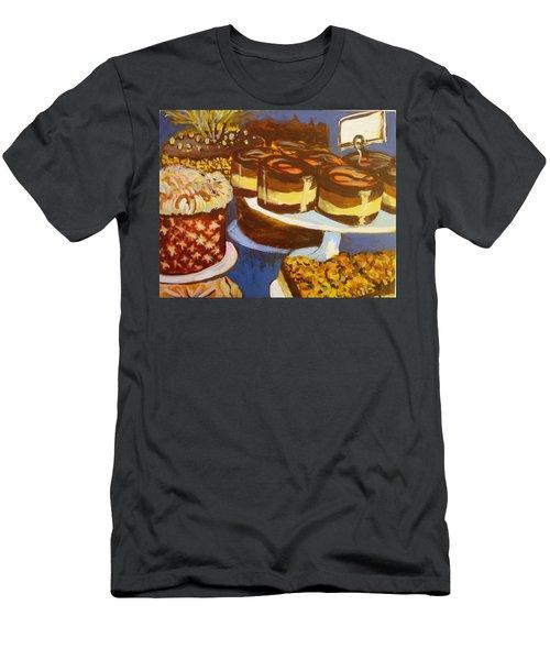 Cake Case Men's T-Shirt (Athletic Fit)