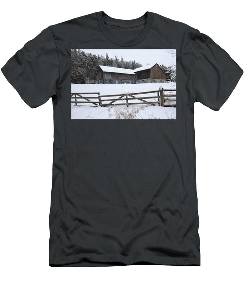 Caledon Farm Men's T-Shirt (Athletic Fit)