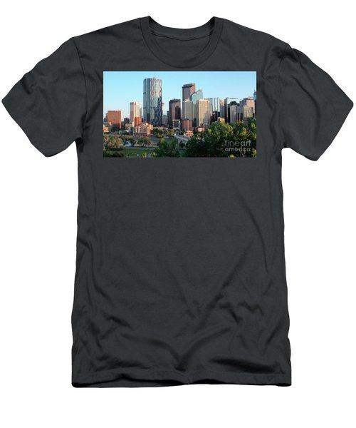 Calgary 2 Men's T-Shirt (Athletic Fit)