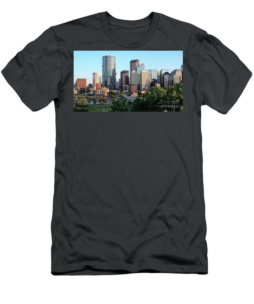 Calgary 2 Men's T-Shirt (Athletic Fit)