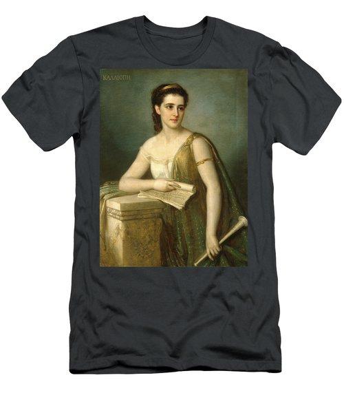Calliope Men's T-Shirt (Athletic Fit)