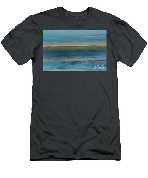 Calming Blue Men's T-Shirt (Athletic Fit)