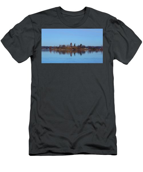 Calumet Island Reflections Men's T-Shirt (Athletic Fit)