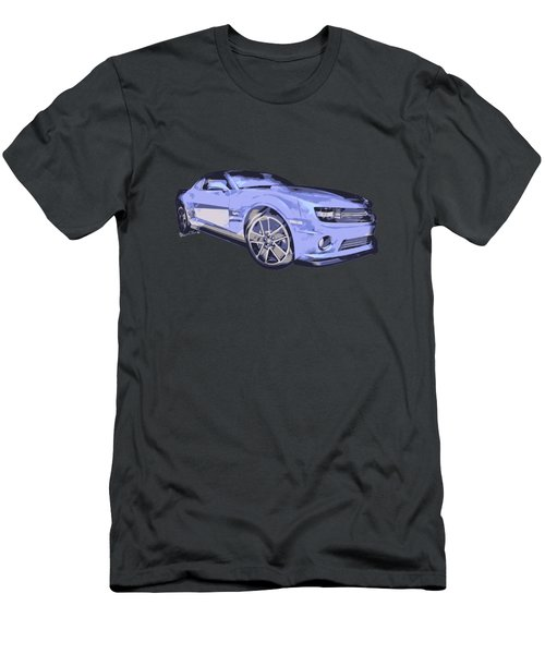 Camaro Hot Wheels Edition Men's T-Shirt (Athletic Fit)
