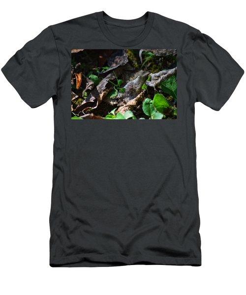 Camo Men's T-Shirt (Athletic Fit)