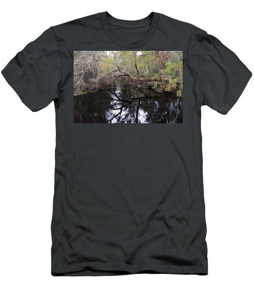 Camp Canal Men's T-Shirt (Athletic Fit)