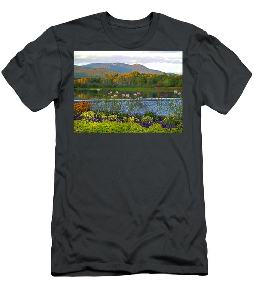 Campton Pond Campton New Hampshire Men's T-Shirt (Athletic Fit)