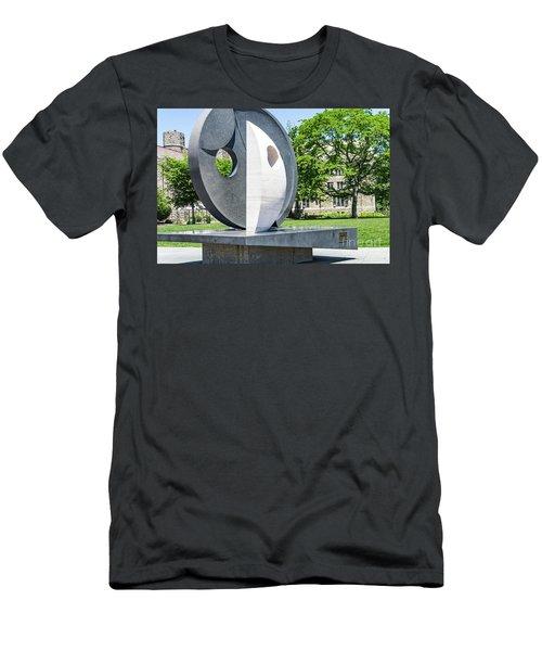 Campus Art Men's T-Shirt (Athletic Fit)