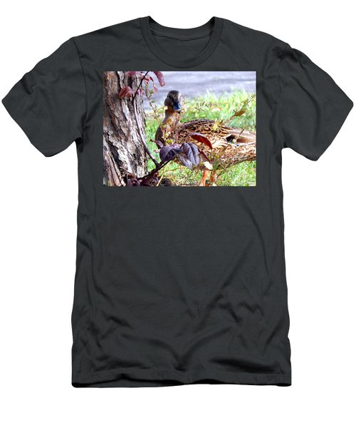 Can I Help You Men's T-Shirt (Athletic Fit)