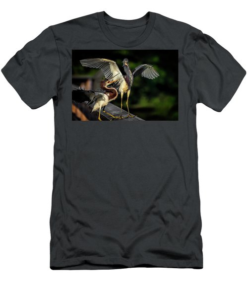 Can You Spare A Dime? Men's T-Shirt (Athletic Fit)