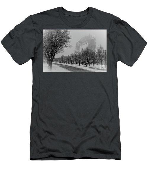 Canal Park Men's T-Shirt (Athletic Fit)