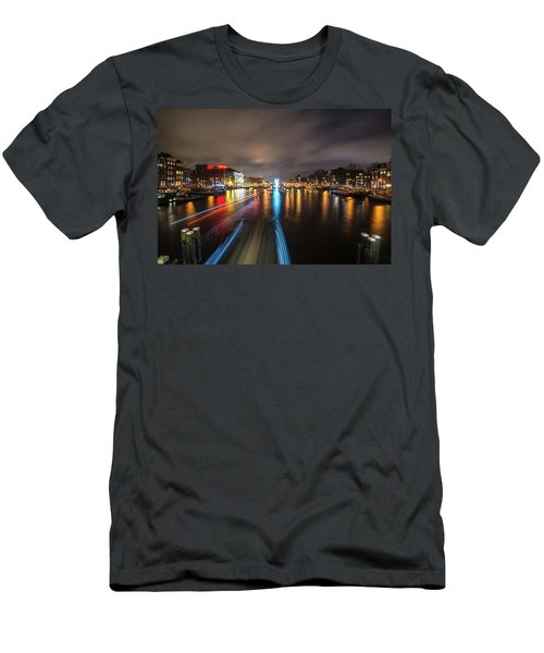 Canal Streaking IIi Men's T-Shirt (Athletic Fit)