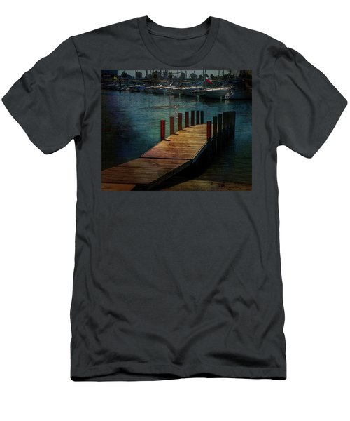 Canalside Men's T-Shirt (Athletic Fit)