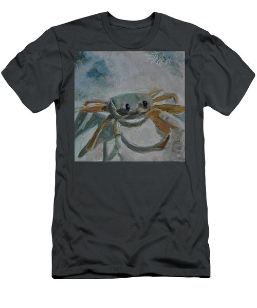 Cancer's Are Not Crabby Men's T-Shirt (Slim Fit) by Billie Colson