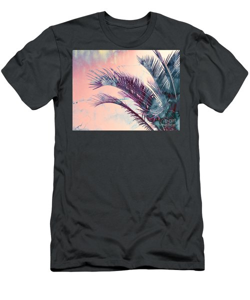 Candy Palms Men's T-Shirt (Athletic Fit)
