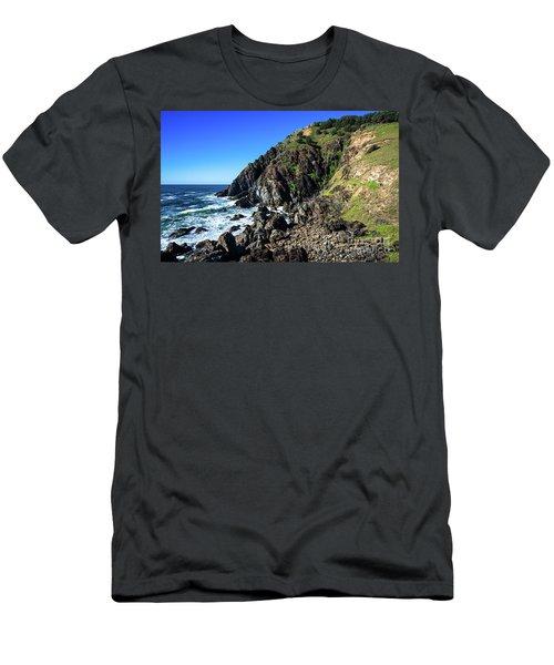 Cape Byron  Men's T-Shirt (Athletic Fit)