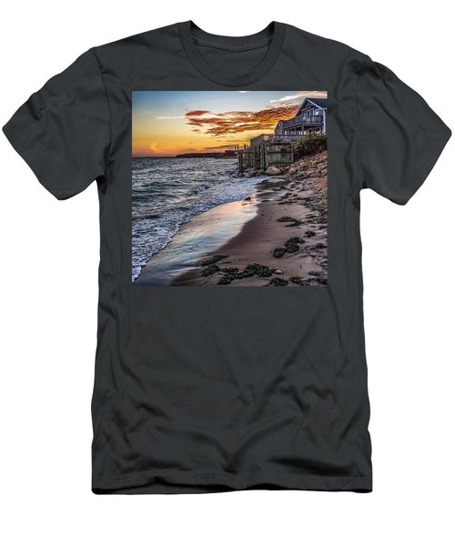 Cape Cod September Men's T-Shirt (Athletic Fit)