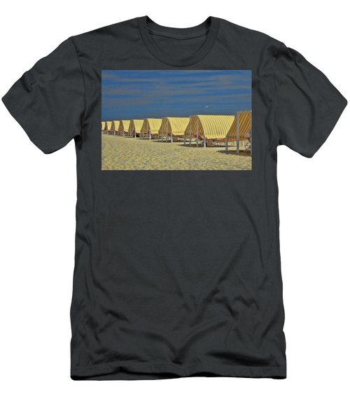 Cape May Cabanas 6 Men's T-Shirt (Athletic Fit)