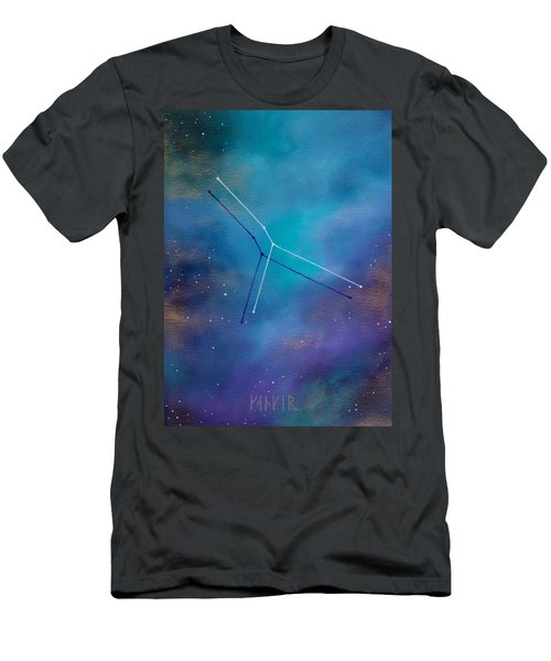 Cancer Constellation Men's T-Shirt (Athletic Fit)