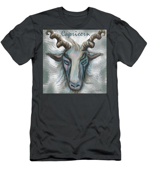 Capricorn Men's T-Shirt (Athletic Fit)