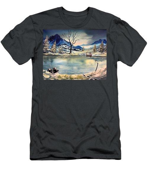 Captain 44 Men's T-Shirt (Athletic Fit)