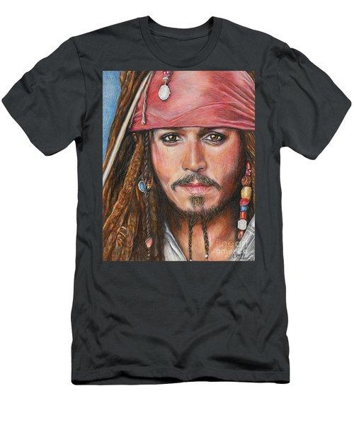 Captain Jack Men's T-Shirt (Athletic Fit)
