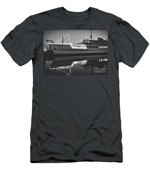 Captain John's Men's T-Shirt (Athletic Fit)