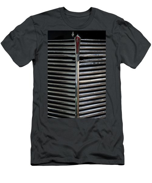 Car Radiator I Men's T-Shirt (Slim Fit) by Helen Northcott