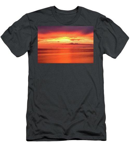 Cargo Line Men's T-Shirt (Athletic Fit)